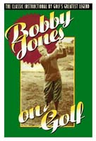 Bobby Jones on Golf image