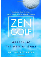 Zen Golf: Mastering the Mental Game image